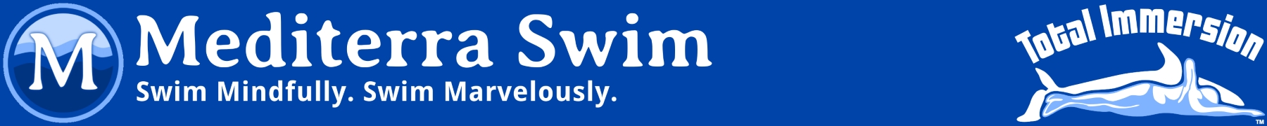 Mediterra Swim - Total Immersion Open Water Specialist